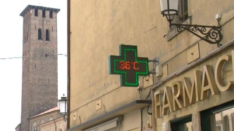Settembre anomalo: ancora caldo e afa