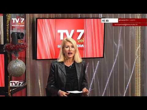 Tv7 con Voi sera del 15/12/2020