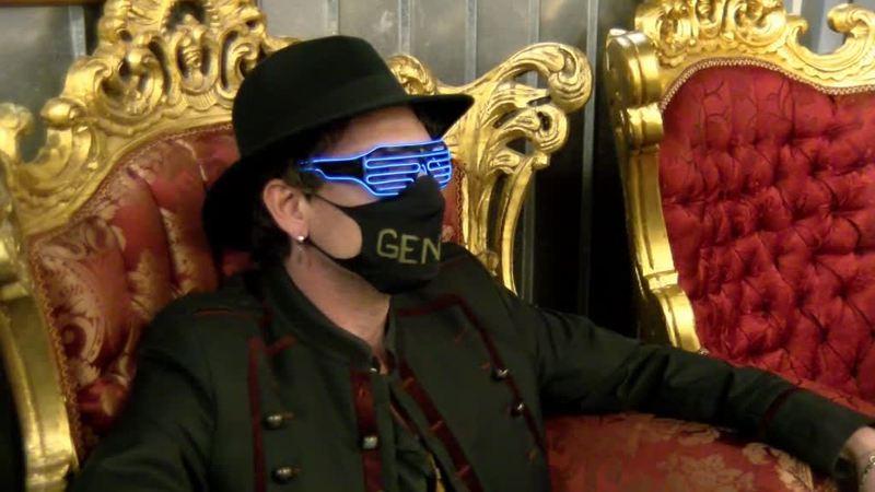 """""""GENTE"""", IL BRANO SOLIDALE DI ANDREA DUPUIS"""