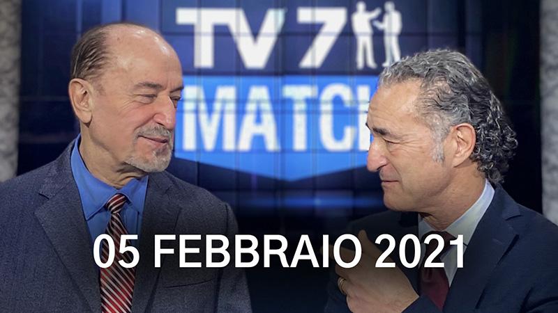 TV7 MATCH DEL 05/02/21
