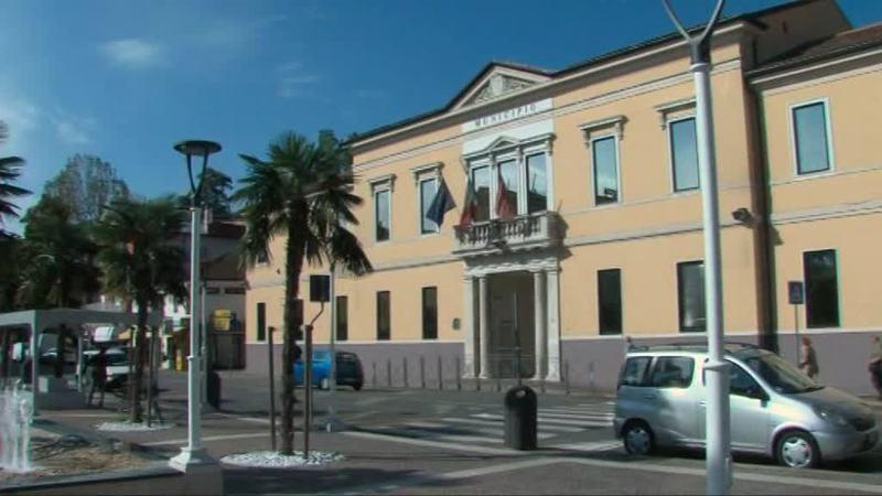 ABANO TERME- FEDERICO BARBIERATO E' SINDACO