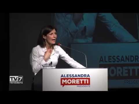 ALESSANDRA MORETTI A VERONA