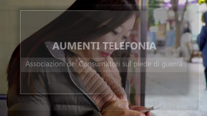 AUMENTI TELEFONIA, L'ULTIMO SBERLEFFO DEI GESTORI