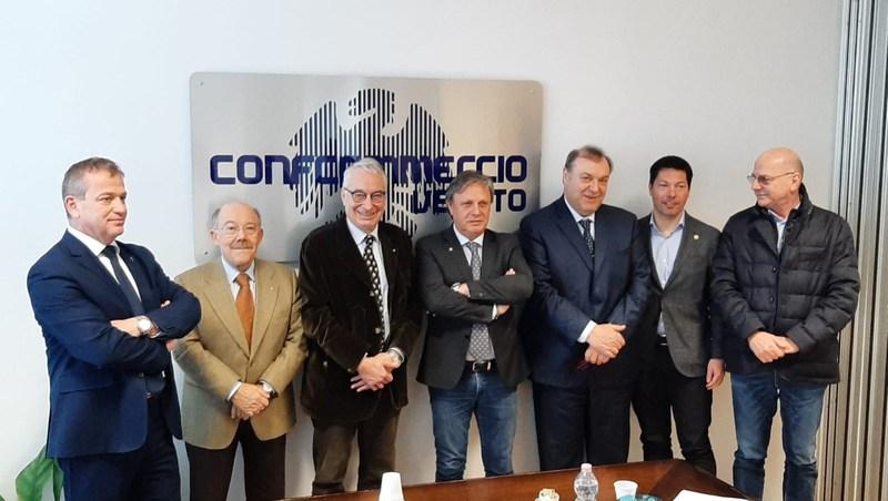 BERTIN NOMINATO PRESIDENTE DI CONFCOMMERCIO VENETO
