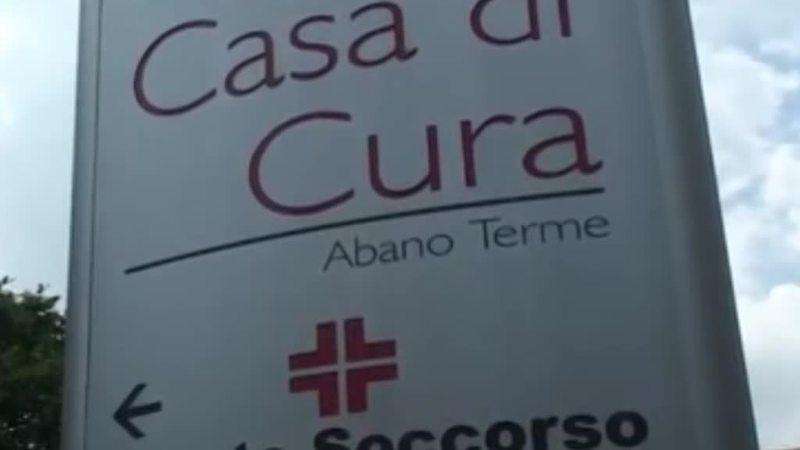 CASA DI CURA ABANO, REPARTI A RISCHIO CHIUSURA
