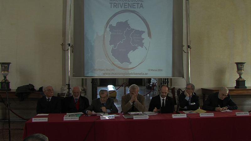 CONVEGNO MACROREGIONE TRIVENETA, VILLA PISANI 12/03/16 #2
