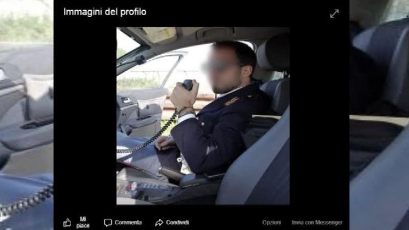 FURTO D'IDENTITA': NEL MIRINO FALSO AGENTE SUL WEB