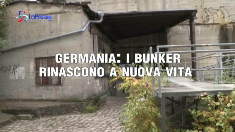 GERMANIA: I BUNKER RINASCONO A NUOVA VITA