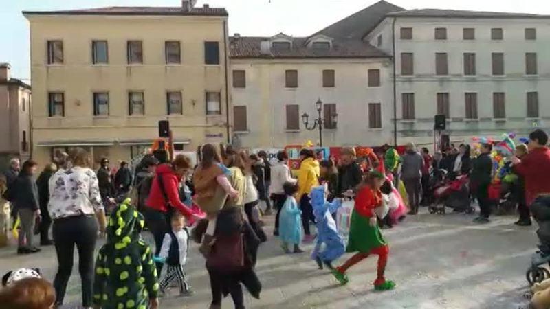 GIOVEDÌ GRASSO, ESPLODE LA FESTA A CITTADELLA