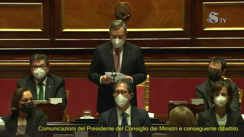 GOVERNO DRAGHI,LE PRIORITA' DEI PARLAMENTARI VENETI