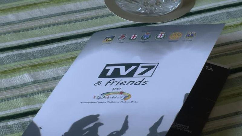GRANDE RISALTO SULLA STAMPA PER TV7 AND FRIENDS