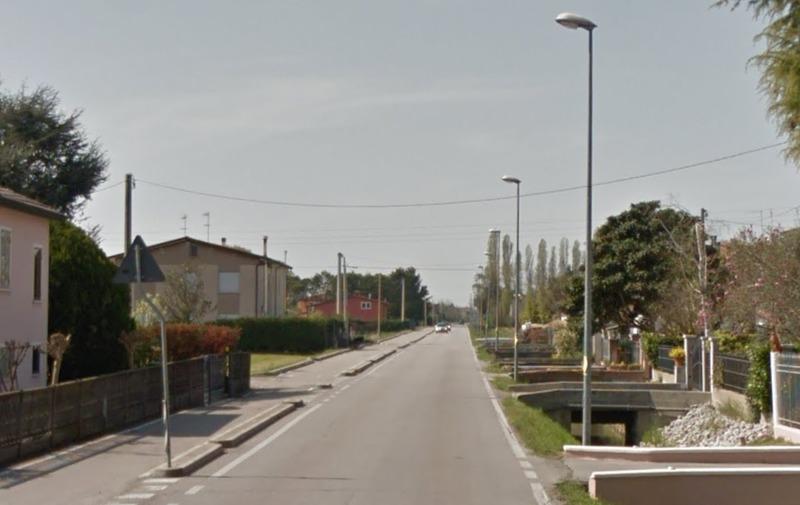 GRAVE INCIDENTE A PIONCA,AUTISTA DECEDUTO SUL COLPO