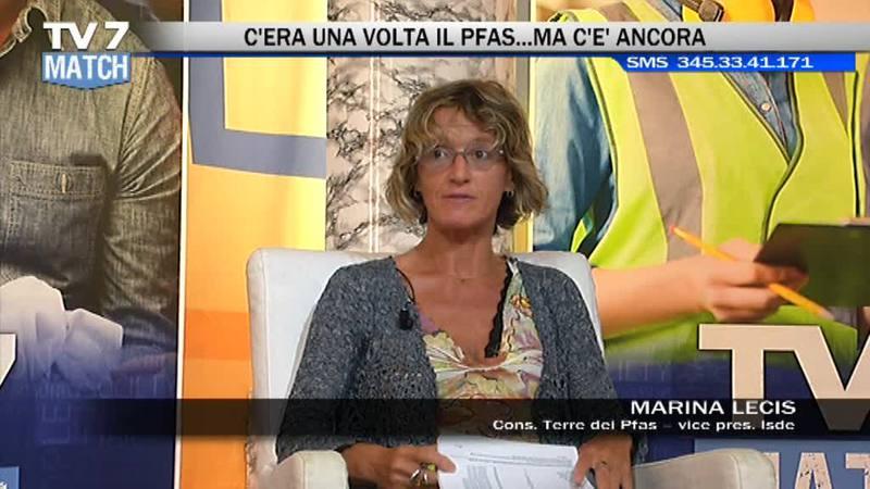IL VENETO INQUINATO A TV7MATCH
