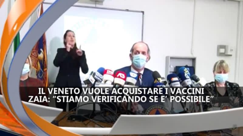 IL VENETO VUOLE I VACCINI  – iReporter TG 02/02/21