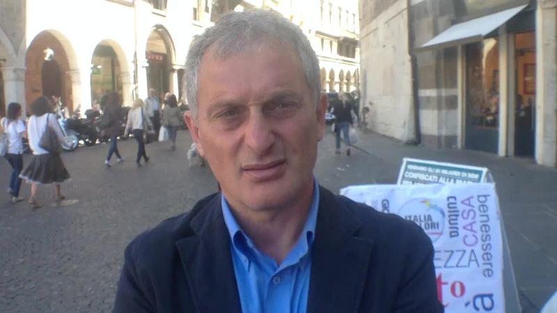 ITALIA DEI VALORI: GRILLO DISTRUGGE PADOVA