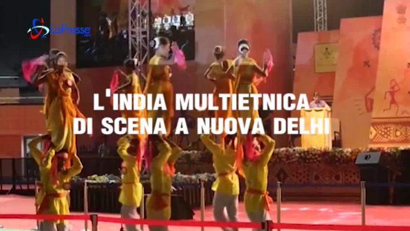 L'INDIA MULTIETNICA IN SCENA A NUOVA DELHI