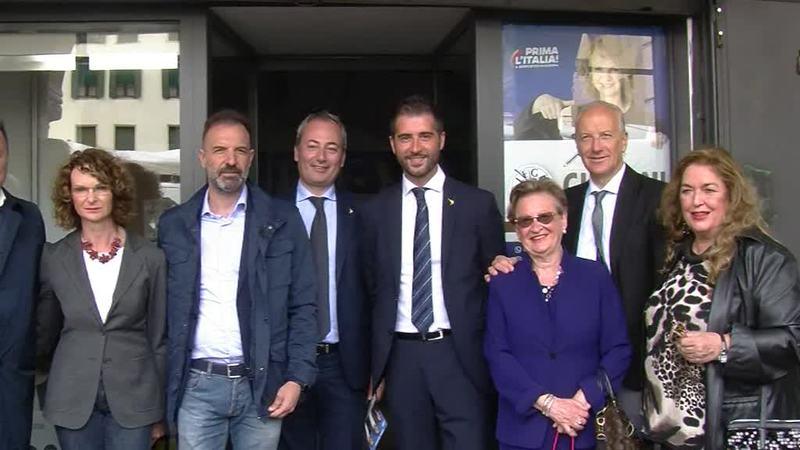 LA LEGA LANCIA DA PADOVA LA CORSA ALL'EUROPA