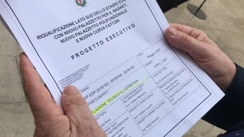 LAVORI ALLO STADIO EUGANEO: LE CRITICHE DI LONARDI