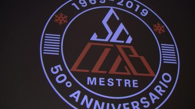 LO SCI CLUB MESTRE FESTEGGIA 50 ANNI DI STORIA