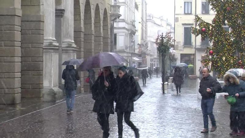 MALTEMPO: STATO DI ATTENZIONE PER GELATE IN VENETO