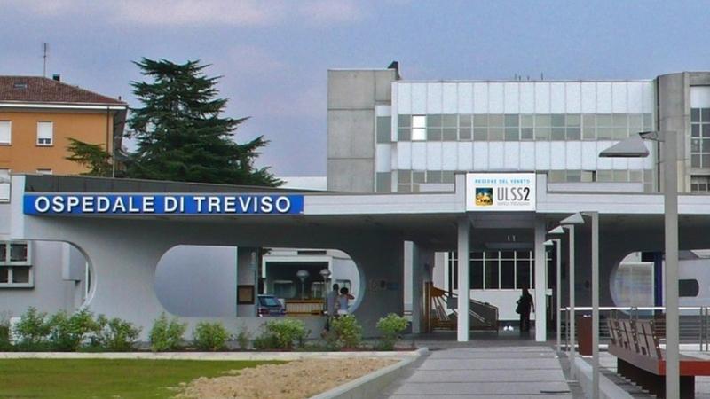 MORTA ANZIANA POSITIVA AL CORONAVIRUS A TREVISO