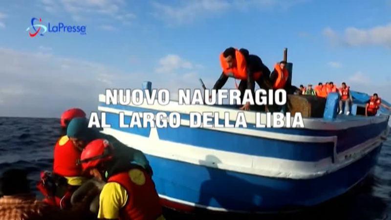 NUOVO NAUFRAGIO AL LARGO DELLA LIBIA