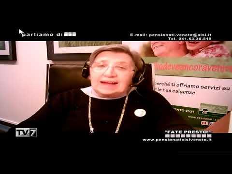 PARLIAMO DI… FNP CISL DEL 13/2/2021 – FATE PRESTO