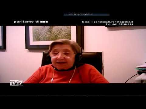 PARLIAMO DI… FNP CISL DEL 16/1/2021
