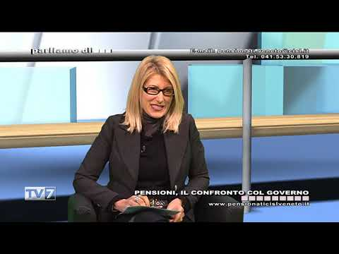 PARLIAMO DI… FNP CISL DEL 8/2/2020
