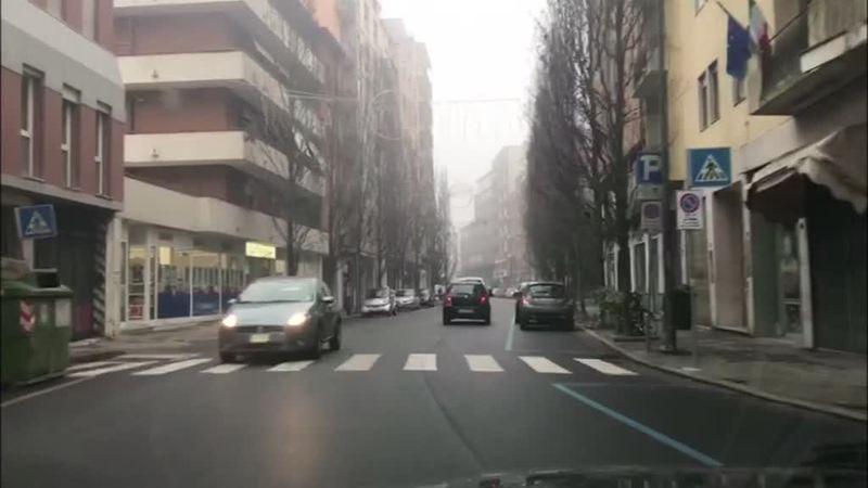 PM10 ALLE STELLE, ROVIGO CHIUDE IL CENTRO ALLE AUTO