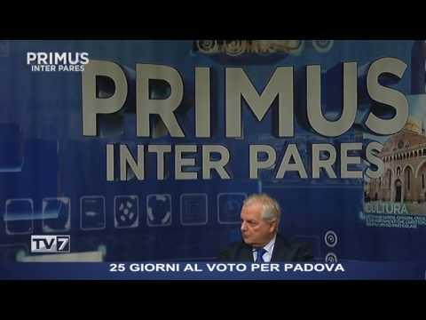 PRIMUS INTER PARES DEL 17/05/2017