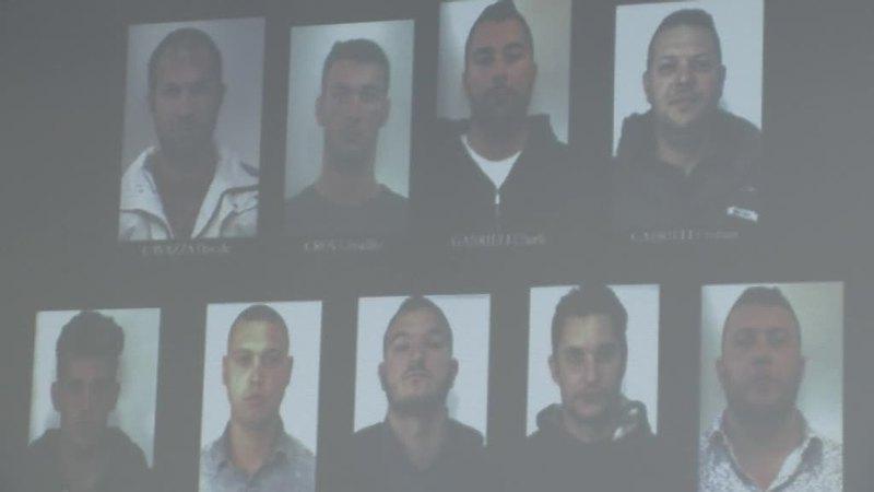 RAPINE VIOLENTE: 9 ARRESTI IN VENETO