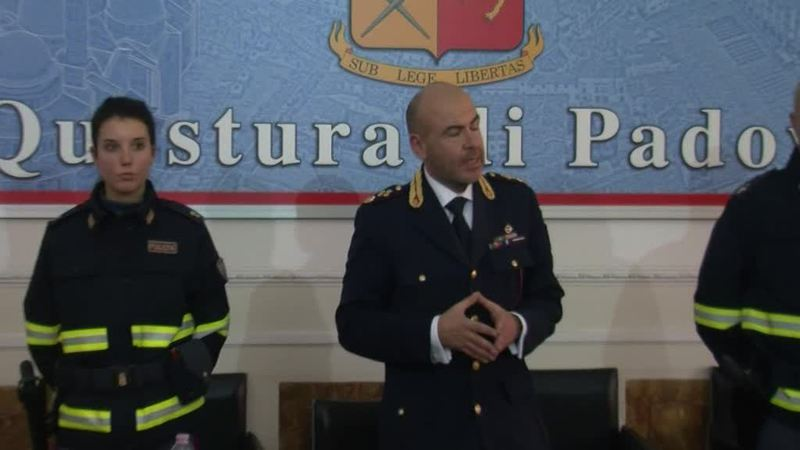 RICICLAGGIO INTERNAZIONALE D'AUTO, TRE ARRESTI