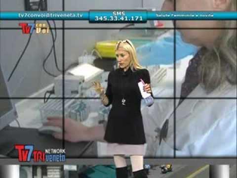 SALUTE FEMMINILE E NOVITà DEL ULSS 15: TV7 CON VOI DEL 22/11/2013
