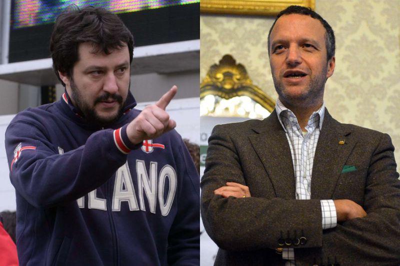 """SALVINI:""""LE HO PROVATE TUTTE MA TOSI AVEVA GIA' DECISO"""""""