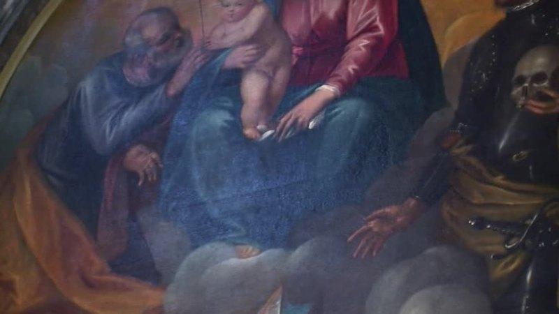 SAN MARTINO: LA SACRA FAMIGLIA TORNA A SPLENDERE