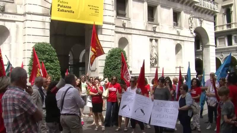 SCIOPERO NAZIONALE COMDATA:A RISCHIO 260 DIPENDENTI