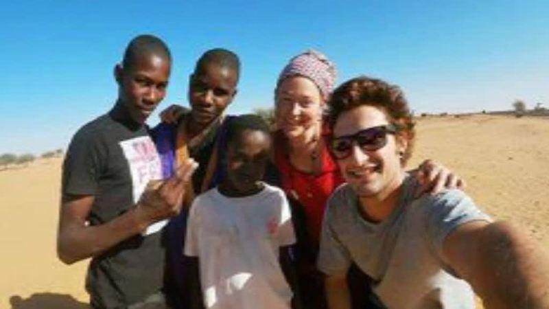SCOMPARSI IN AFRICA: VIGONZA CON IL FIATO SOSPESO