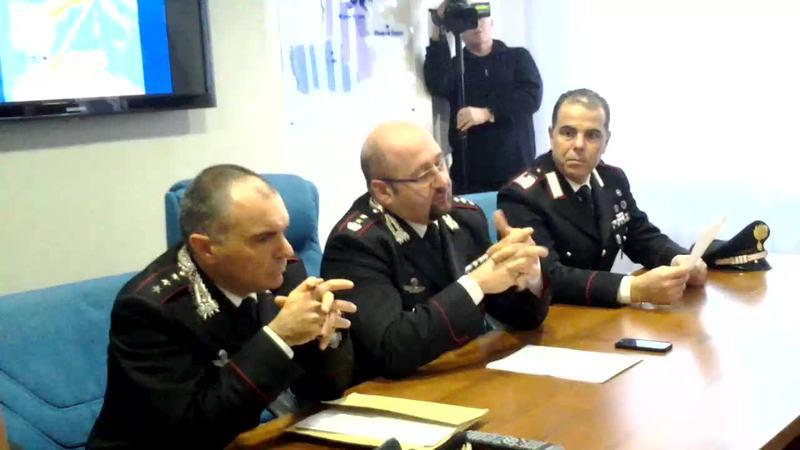 SMANTELLATO TRAFFICO INTERNAZIONALE DI STUPEFACENTI A PADOVA