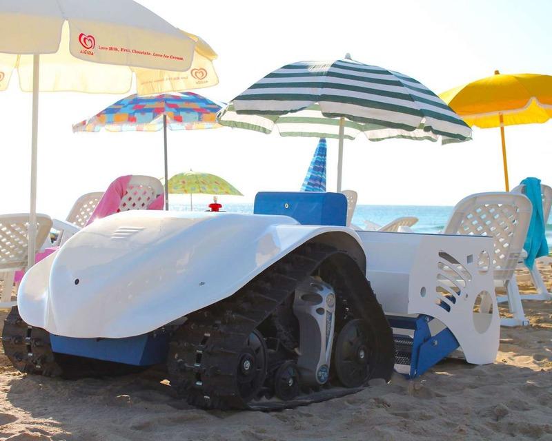 SOLARINO: UN ROBOT ECOLOGICO MADE IN PUGLIA