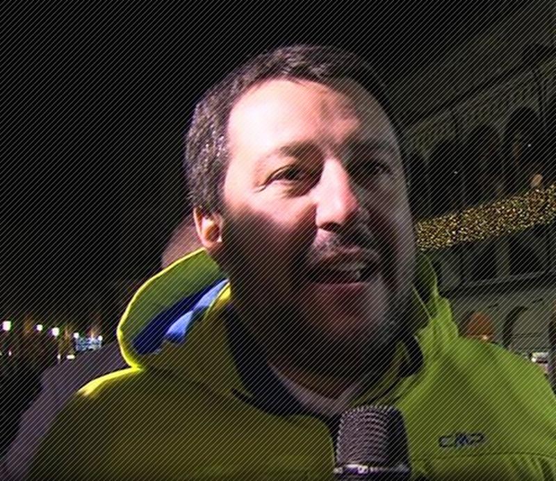 SPACCATE, SALVINI CHIEDE RIMPATRIO PER IL LADRO