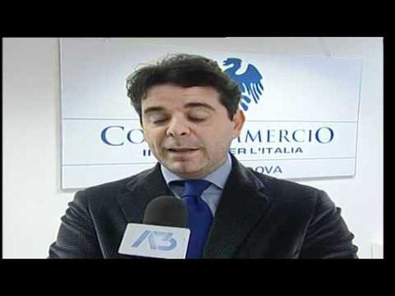 TASSE:MANIFESTAZIONE ASCOM PADOVA CONTRO 'ITALIA DEI PACCHI'