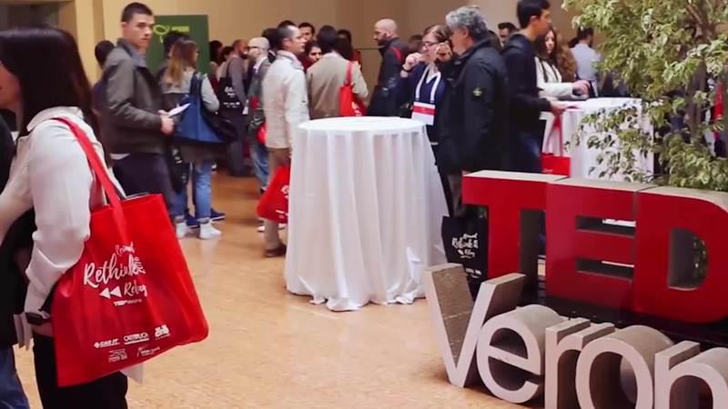 TEDXVERONA, LA GRAN GUARDIA SI FA ROCK