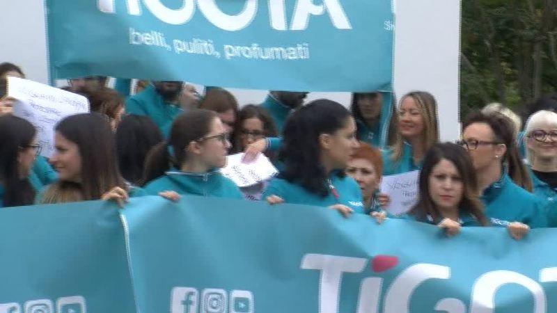 TIGOTA': E' SCONTRO DIRIGENZA – LAVORATORI