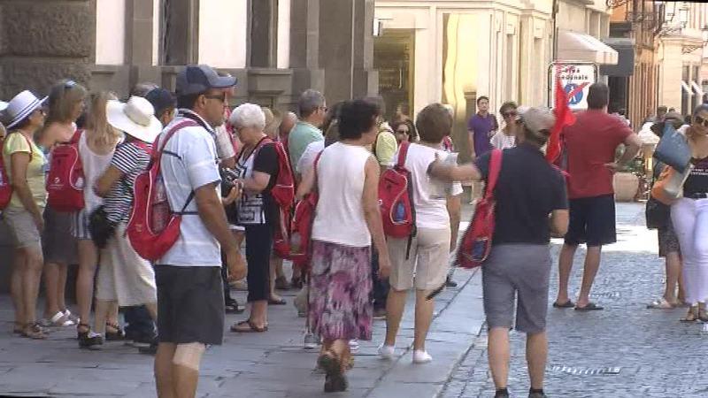 TURISMO IN CRESCITA: PADOVA SEMPRE PIU' ATTRATTIVA