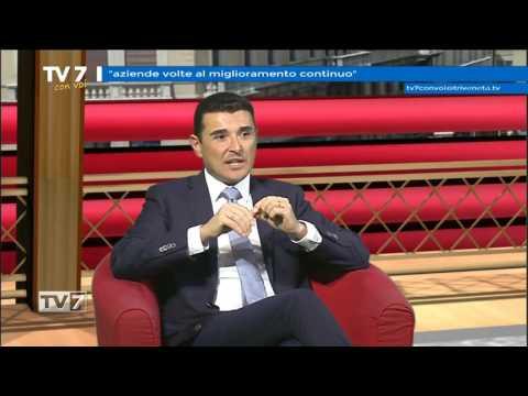 TV7 CON VOI DEL 04/10/2016 – AZIENDE VOLTE AL MIGLIORAMENTO