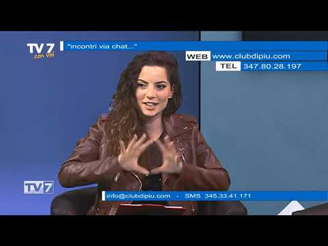 TV7 CON VOI DEL 09/12/2019 – INCONTRI VIA CHAT