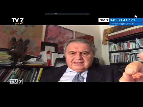 TV7 CON VOI DEL 12/11/2020 – ANZIANI E ISOLAMENTO
