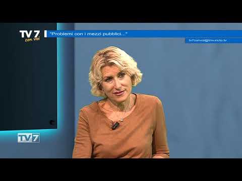 TV7 CON VOI DEL 14/11/18 – PROBLEMI MEZZI PUBBLICI