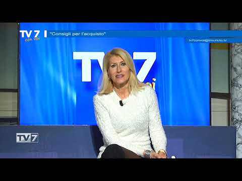 TV7 CON VOI DEL 14/12/20 – CONSIGLI PER L'ACQUISTO